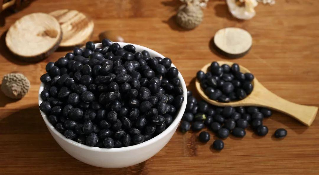 黑豆:千年养肾古方 乌发补肾还能美容